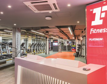 Fitness First London Gym
