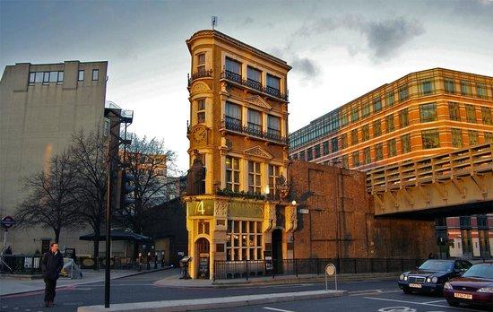 The Blackfriar London