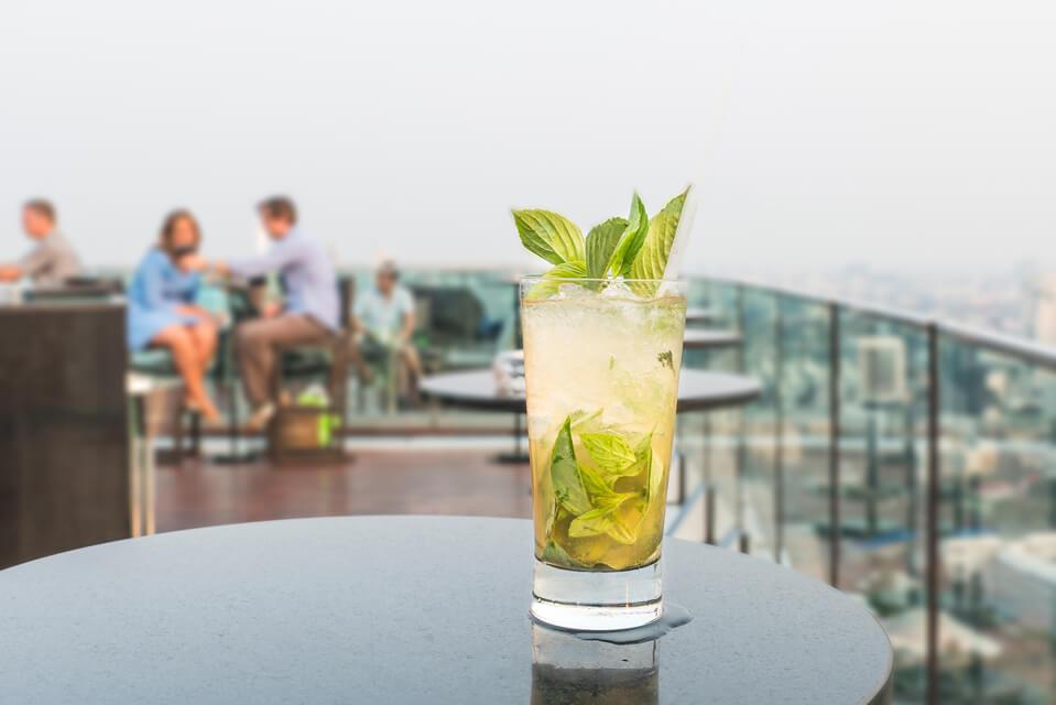 St Paul's rooftop bars